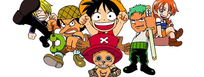 One Piece – Calendario 2013
