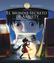 El mundo secreto de Arriety